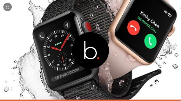 Apple Watch Update: Nike plus version of the Apple Watch Series 3