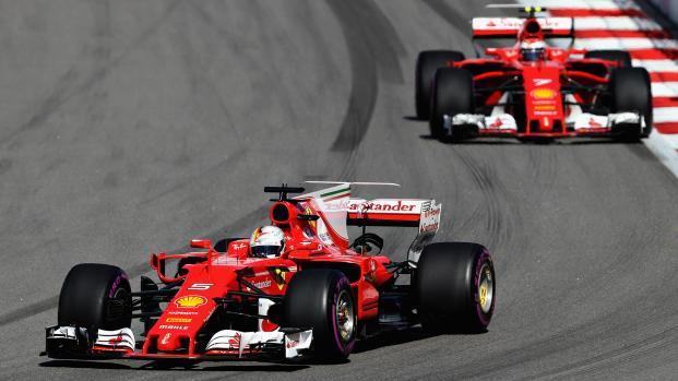 Ferrari atinge feito inédito no histórico GP de Cingapura