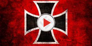 Nazista é nocauteado nos Estados Unidos