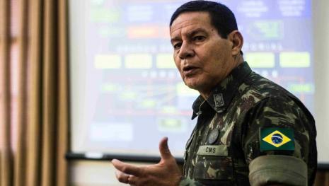 Após declaração polêmica, General Mourão pode sofrer boicote; veja