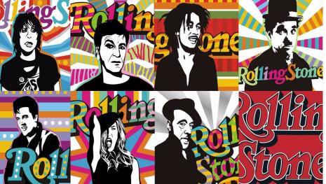 Revista 'Rolling Stone' está à venda