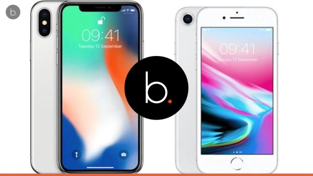 Desire for iPhone X puts the hurt on iPhone 8 sales