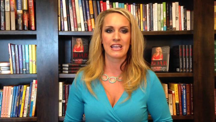 Scottie Nell Hughes says she was raped by Fox host, sues network