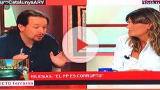 Intervención inmediata tras la brutal acusación a Pablo Iglesias en 'La Sexta'