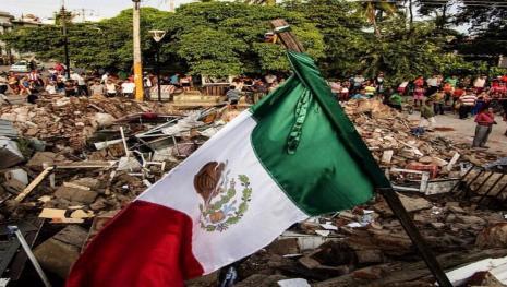 Terror no México: vídeo mostra prédio virando pó após terremoto devastador; veja