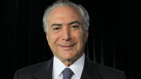 Temer diz estar reduzindo desmatamento e defende Brasil
