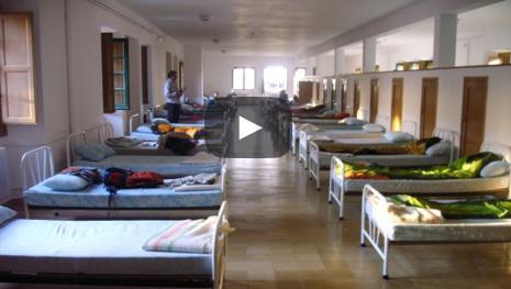Los alberges para los damnificados del terremoto de la CDMX
