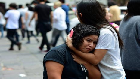Video: Forte scossa di terremoto colpisce nuovamente il Messico