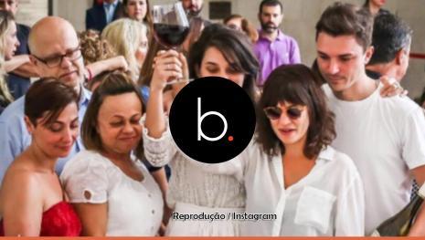 Assista: Brinde sobre o caixão de Marcelo Rezende, Sonia Abrão explica tudo
