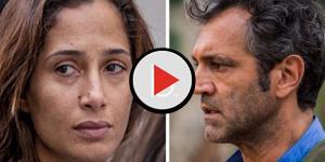 Com luta diária, Camila Pitanga fala da morte de Domingos Montagner e faz chorar
