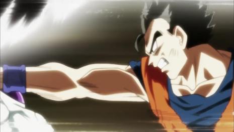 ¿El Señor Piccolo se sacrificará por Gohan?
