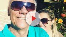 Após morte de Marcelo Rezende, Luciana Lacerda revela estar doente