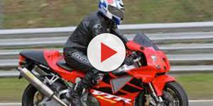 La moto 'fantasma' ripresa in tangenziale, mentre viaggiava senza conducente