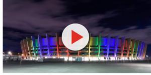 Reality show mostra beijo gay e pedido de casamento na Arena Corinthians
