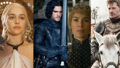 What these Game Of Thrones characters all have in common?