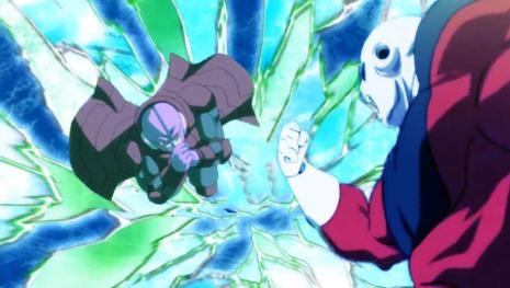 Dragon Ball Super: Jiren vs Hit
