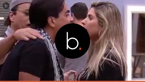 A Fazenda 9: quebra o pau entre Ana Paula Minerato e Fábio Arruda