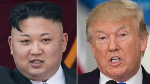 Donald trump ameaça destruir toda a Coréia do Norte