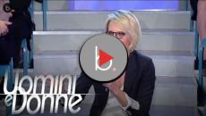Video: Uomini e Donne, nuova delusione per Gemma Galgani: ecco la reazione