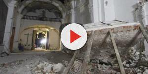 Terremoto México: Se derrumba una iglesia en Puebla con un saldo de 11 muertos