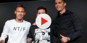 Ronaldo, Messi y Neymar ganan el premio al Mejor Jugador Masculino FIFA 2017