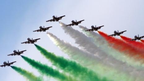 L'Aeronautica Militare italiana ha dato l'addio al Breguet Atlantic