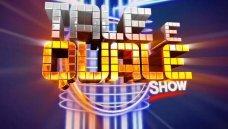 Tale e Quale Show 2017: il cast al completo
