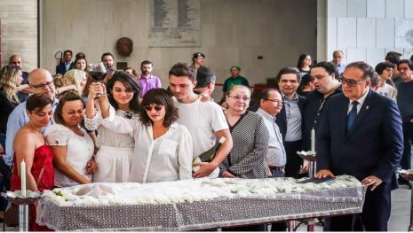 Filhos cansam e revelam motivo para odiarem namorada de Marcelo Rezende