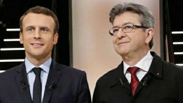 Macron - Mélenchon : La guerre est déclarée