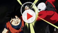 'DBS' Goku and Jiren's epic fight.
