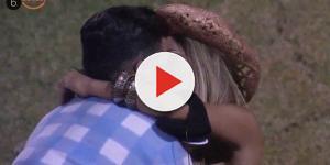 Após 'beijo' entre Ana e Marcos, clima esquenta em 'A Fazenda'