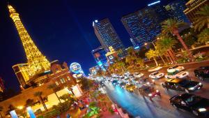Las Vegas will host Miss Universe 2017?