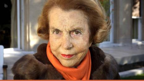 L'Oréal Paris perde uma das donas, a mulher mais rica do mundo morre aos 94 anos