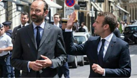 La popularité de Macron de nouveau à la hausse