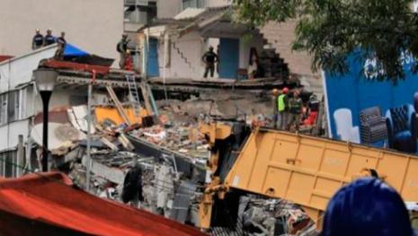 El recuento de los daños después de los sismos recientes en la CDMX