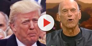 Jesse Ventura mock  President on Twitter in support of national anthem protest