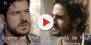 A Força do Querer: exame de DNA destrói vida de Ruy que foi enganado por Ritinha