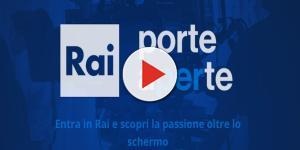 """Progetto """"RAI porte aperte"""". Tirocinio per 150 studenti."""