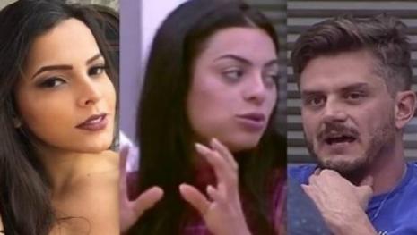Monique Amin revela em 'A Fazenda' que foi ameaçada por Emilly Araújo