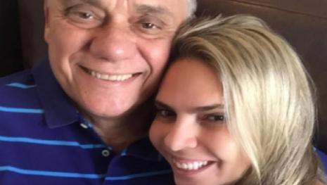 Namorada de Marcelo Rezende se pronuncia, depois de segredos ditos por filhos