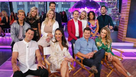 'Dancing with the Stars' 2017: What's happening during week 2?