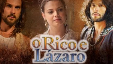 Novela 'Rico e Lázaro': saiba de quem é a mão que aparece tapando a boca de Dana