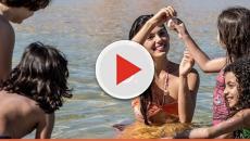 'A Força do Querer': revelado o segredo de Ritinha para gravar cenas no aquário