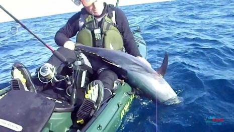 El atún español esta intoxicando a la gente en Europa
