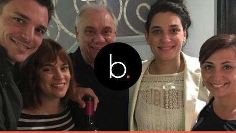 Assista: Filhos de Marcelo Rezende fazem uma revelação sobre Luciana Lacerda