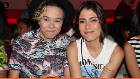 Esposa de Maria Gadú choca a internet