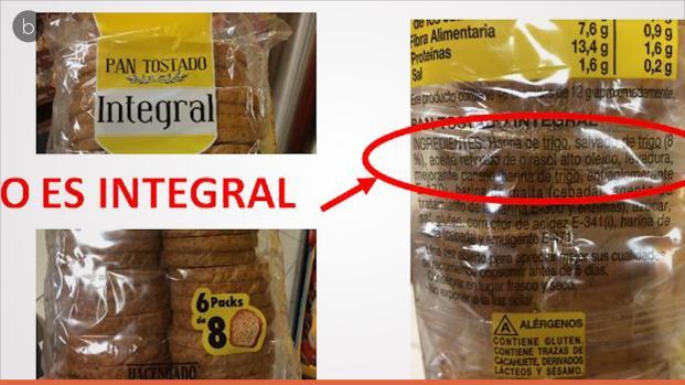 El fraude de los productos integrales