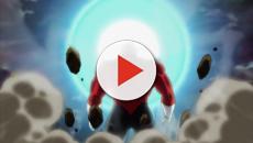 Dragon Ball Super: Goku hace la Genkidama a Jiren