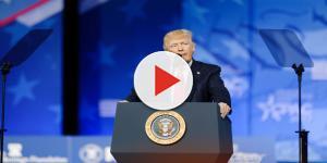 Twitter reactions on Trump speech in Indiana last night