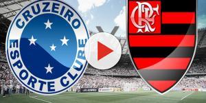 Transmissão ao vivo do jogo Cruzeiro x Flamengo na TV e na internet